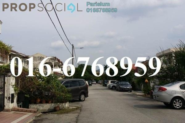 Terrace For Sale in Pandan Indah, Pandan Indah Freehold Unfurnished 4R/2B 650k