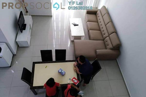 For Rent Condominium at The Scott Garden, Old Klang Road Freehold Fully Furnished 3R/2B 3.8k