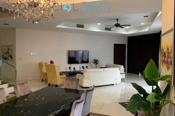 Duplex For Sale in Gallery U-Thant, Ampang Hilir Freehold Semi Furnished 5R/6B 5.8m