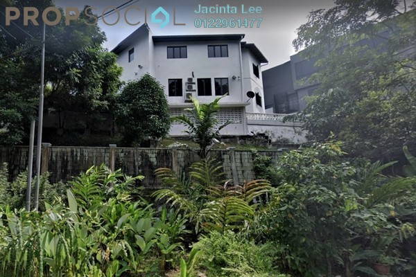 Bungalow For Sale in Taman SA, Bangsar Freehold Semi Furnished 6R/6B 4.96m