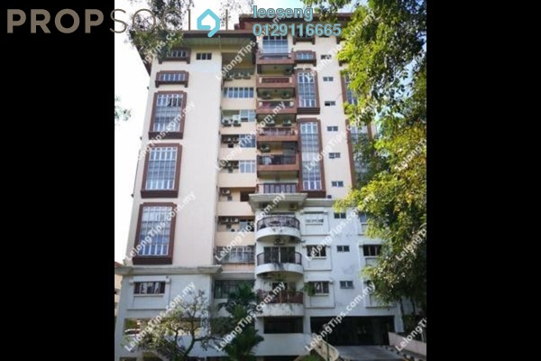 Condominium For Sale in Robson Heights, Seputeh Freehold Unfurnished 0R/0B 474k