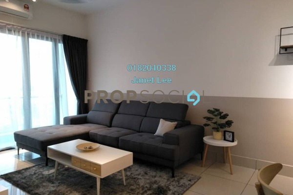 Condominium For Rent in One Residences, Sungai Besi Freehold Fully Furnished 2R/2B 2.3k