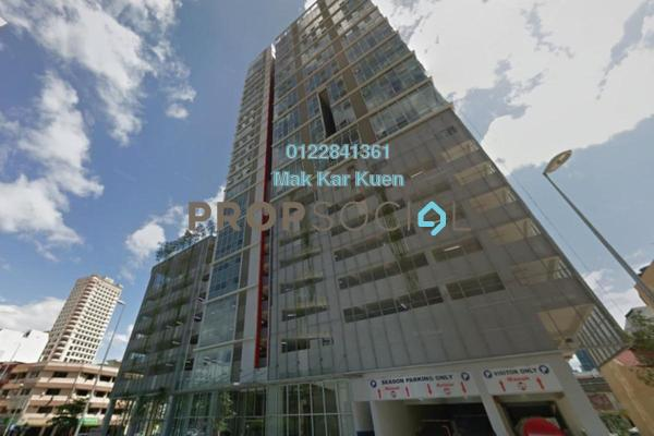 Office For Sale in Menara Centara, Chow Kit Freehold Unfurnished 0R/0B 985k
