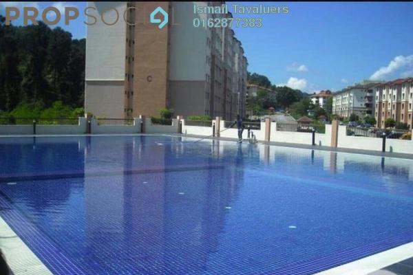 Apartment For Rent in Hijauan Kiara, Mont Kiara Freehold semi_furnished 3R/2B 1.3k