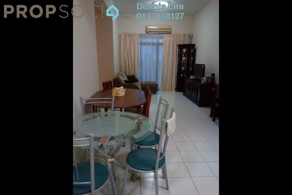 For Rent Condominium at Tanjung Park, Tanjung Tokong Freehold Fully Furnished 3R/2B 2.5k