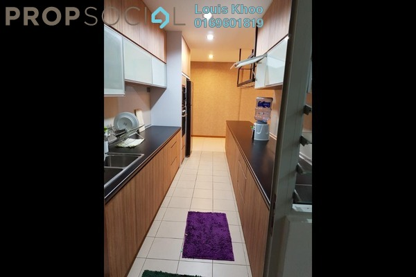 For Rent Condominium at Suasana Sentral Loft, KL Sentral Freehold Fully Furnished 2R/2B 4.2k