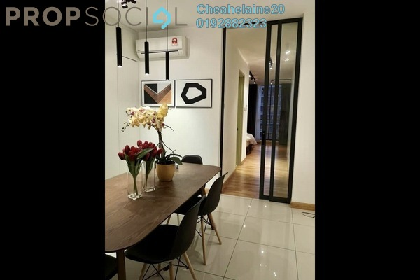 Condominium For Rent in KL Gateway, Bangsar South Freehold Fully Furnished 1R/1B 2.2k