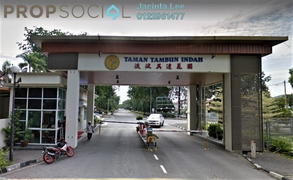 Bungalow For Sale in Taman Tambun Indah, Bukit Tambun Freehold Semi Furnished 5R/3B 788k