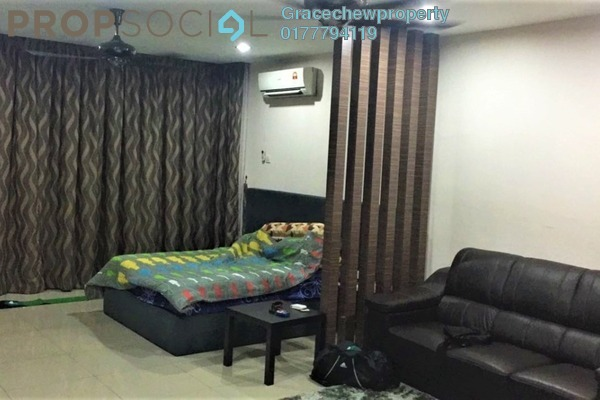 Serviced Residence For Rent in Palazio, Tebrau Freehold Fully Furnished 0R/1B 1.1k