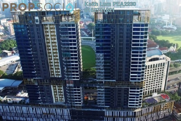 For Rent Condominium at Sunway Velocity, Cheras Freehold Fully Furnished 3R/2B 3.5k