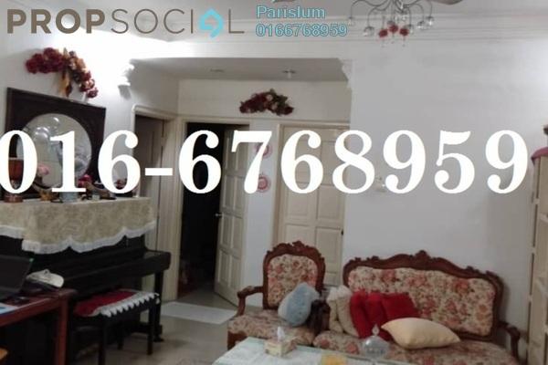 Condominium For Sale in Shamelin Bestari, Cheras Leasehold Semi Furnished 3R/2B 450k