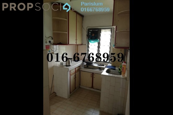 Apartment For Sale in Section 2, Wangsa Maju Freehold Semi Furnished 3R/2B 265k