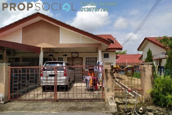 Terrace For Sale in Nusari Bayu, Bandar Sri Sendayan Freehold Unfurnished 3R/2B 260k