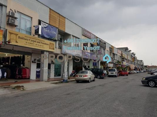 For Rent Shop at Taman Kajang Impian, Kajang Freehold Unfurnished 0R/1B 1.2k