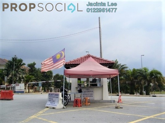 Terrace For Sale in Casarina, Ara Damansara Freehold Semi Furnished 7R/5B 1.65m