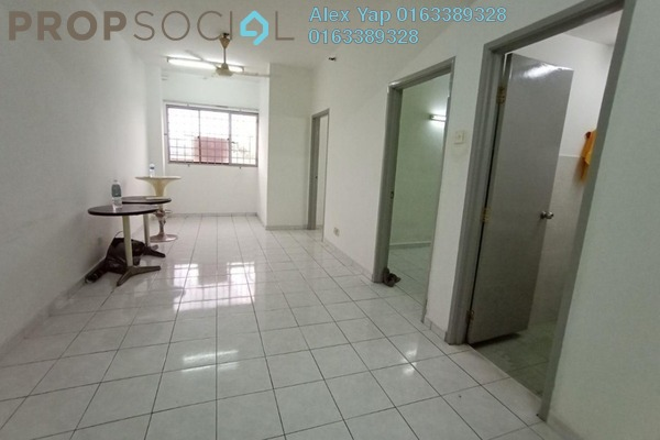 Apartment For Rent in Taman Cheras, Cheras Freehold Unfurnished 3R/2B 950translationmissing:en.pricing.unit
