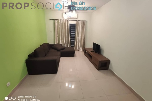 Condominium For Rent in Kinrara Mas, Bukit Jalil Freehold Fully Furnished 3R/2B 1.5k