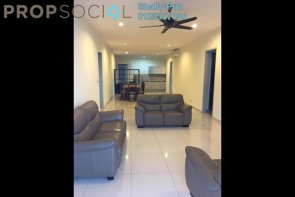 Condominium For Rent in X2 Residency, Puchong Freehold Semi Furnished 4R/5B 2.6k