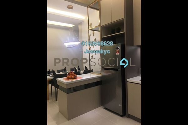 Condominium For Sale in PV18 Residence, Setapak Freehold Unfurnished 3R/2B 455k