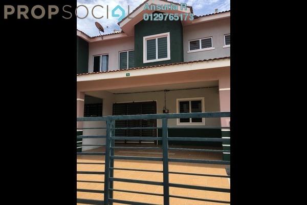 Terrace For Rent in Taman Mewah Prima, Bidor Freehold Unfurnished 3R/2B 650translationmissing:en.pricing.unit