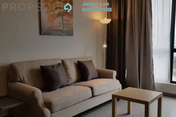 Condominium For Rent in Avilla, Bandar Puchong Jaya Freehold Semi Furnished 3R/2B 1.5k