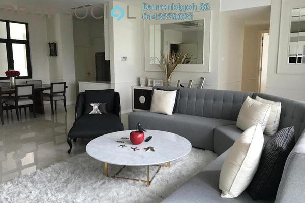 Condominium For Sale in Damai 88, Ampang Hilir Freehold Semi Furnished 3R/2B 2.2m
