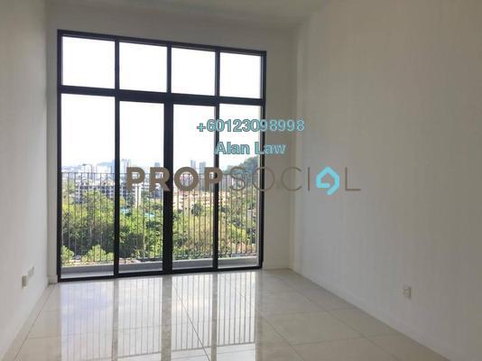 Serviced Residence For Sale in Lexa Residence @ The Quartz, Wangsa Maju Freehold Semi Furnished 3R/2B 600k