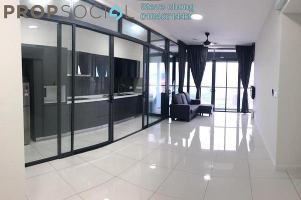 Condominium For Rent in Bennington Residences, Setapak Freehold semi_furnished 3R/2B 2.2k
