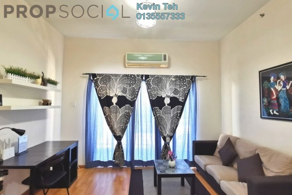 For Rent Condominium at Waldorf Tower, Sri Hartamas Freehold Fully Furnished 1R/1B 1.75k