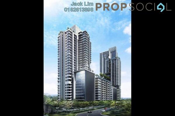 For Rent Condominium at USJ One Avenue, UEP Subang Jaya Freehold Fully Furnished 2R/1B 2k