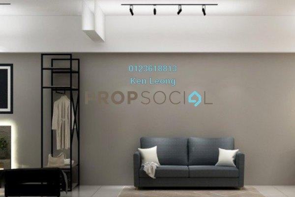 SoHo/Studio For Sale in 1 Puchong Business Park, Bandar Puchong Jaya Freehold Unfurnished 1R/1B 256k