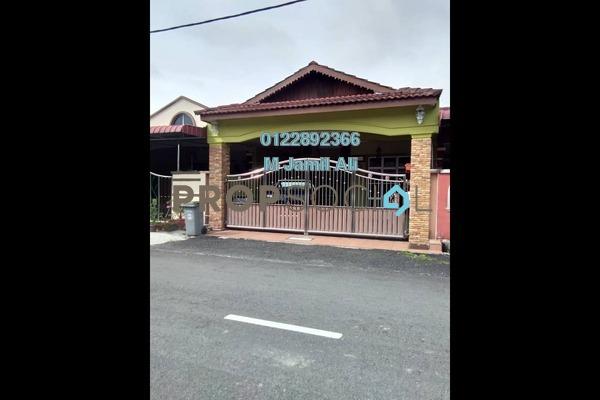 Terrace For Sale in Taman Wira Jaya, Parit Raja Freehold Unfurnished 3R/2B 285k