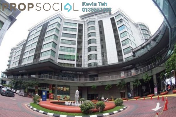 For Sale Office at Solaris Mont Kiara, Mont Kiara Freehold Fully Furnished 0R/0B 3.5m