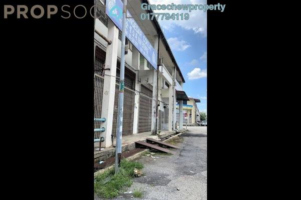 Factory For Sale in Taman Permas Jaya, Bandar Baru Permas Jaya Freehold Semi Furnished 0R/0B 800k