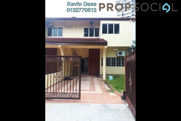 Terrace For Rent in Happy Garden, Old Klang Road Freehold Fully Furnished 5R/3B 2.5k