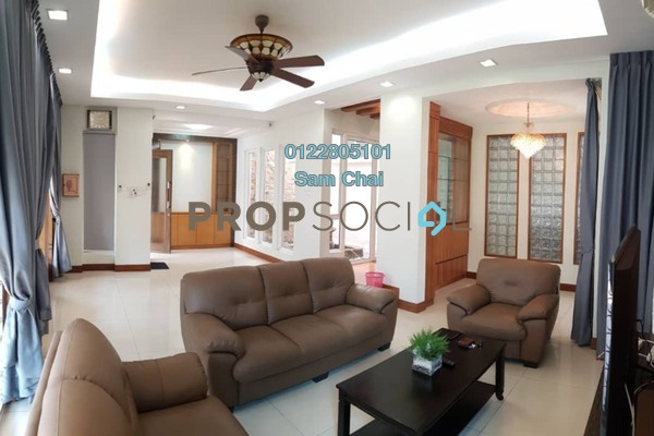 Semi-Detached For Rent in LeVenue, Desa ParkCity Freehold Semi Furnished 7R/7B 6.8k