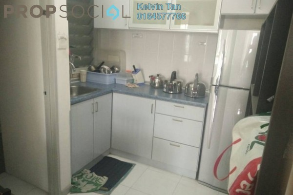 Apartment For Rent in Harmony View, Jelutong Freehold Semi Furnished 3R/2B 1k