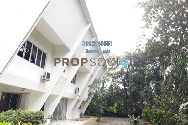 Bungalow For Rent in Bukit Tunku, Kenny Hills Freehold Semi Furnished 3R/3B 8k