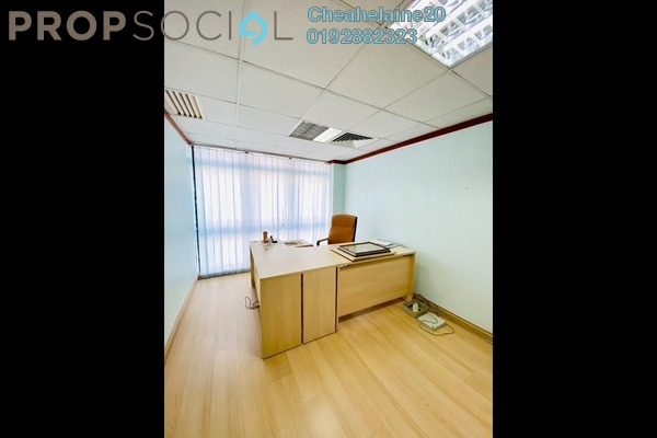 Office For Sale in Dataran De Palma, Ampang Freehold Fully Furnished 1R/1B 450k
