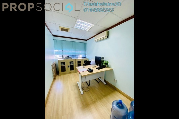 Office For Rent in Dataran De Palma, Ampang Freehold Fully Furnished 1R/1B 2.4k