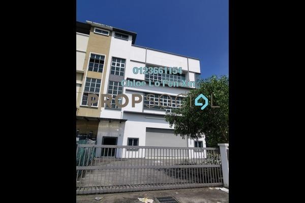 Factory For Rent in Taman Industri Selesa Jaya, Balakong Freehold Unfurnished 0R/0B 17.5k