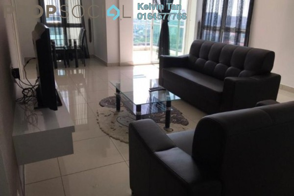 Serviced Residence For Rent in Mansion One, Georgetown Freehold Fully Furnished 1R/1B 2k