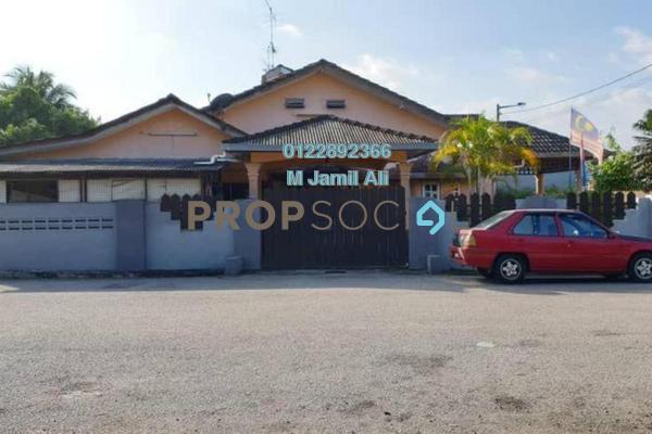 For Sale Terrace at Taman Perpaduan, Batu Pahat Freehold Unfurnished 4R/2B 350k