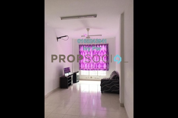 Apartment For Rent in Orchis Apartment, Klang Freehold Semi Furnished 3R/2B 900translationmissing:en.pricing.unit