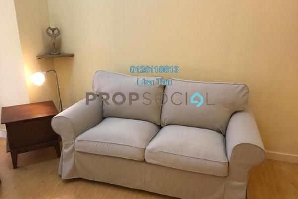Condominium For Rent in Mayfair, Sri Hartamas Freehold Fully Furnished 0R/1B 1.3k