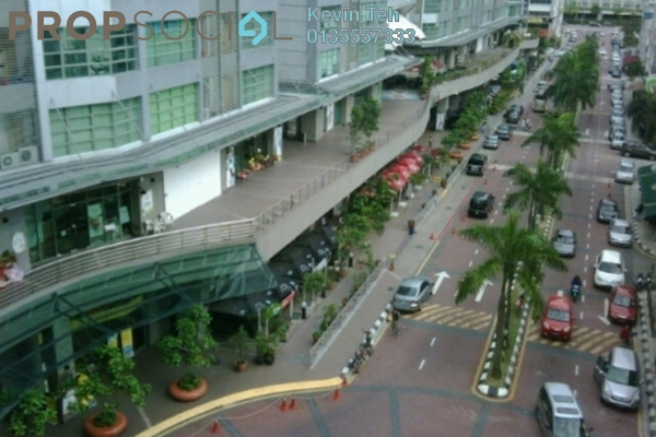 For Sale Office at Solaris Mont Kiara, Mont Kiara Freehold Fully Furnished 0R/0B 700k