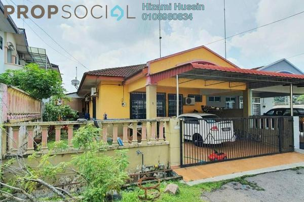 Semi-Detached For Sale in Taman Durian, Yong Peng Freehold Unfurnished 3R/2B 330k