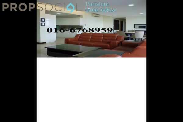 Condominium For Rent in Hampshire Residences, KLCC Freehold Fully Furnished 4R/5B 5k