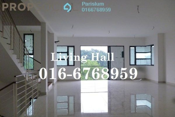 Semi-Detached For Sale in Taman Bukit Permai, Bandar Mahkota Cheras Freehold Unfurnished 4R/5B 1.78m