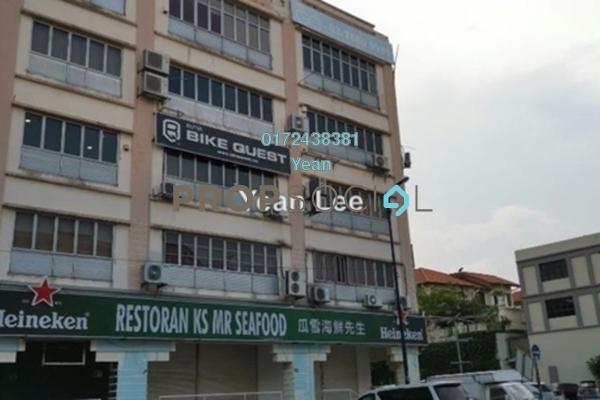 Shop For Sale in SunwayMas Commercial Centre, Kelana Jaya Freehold Semi Furnished 0R/0B 1.1m